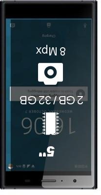 DOOGEE Y300 smartphone