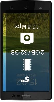 Neken N6 Pro Dual SIM smartphone