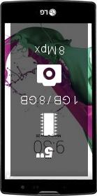 LG G4cDual SIM smartphone