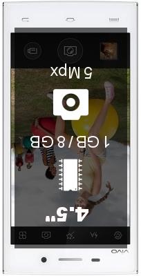 Vivo Y15s smartphone