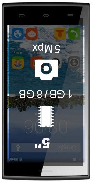 THL T6C smartphone