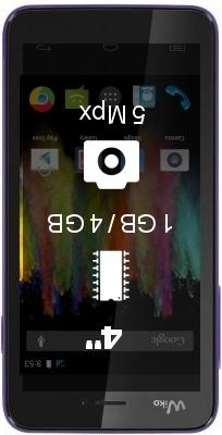 Wiko Kite 4G smartphone