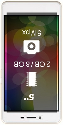 Intex Aqua Costa smartphone