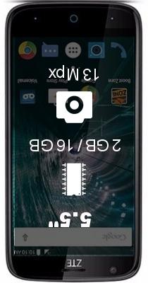 ZTE Warp 7 smartphone