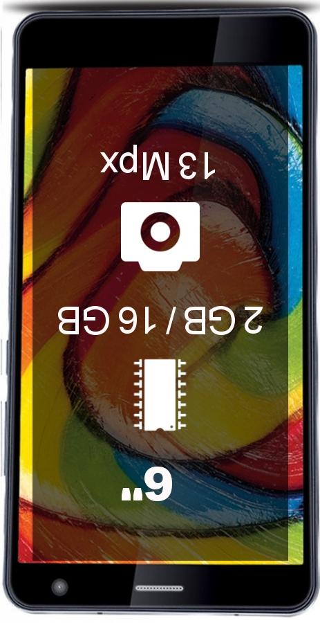IBall Cobalt 6 smartphone