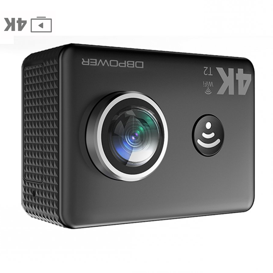 DBPOWER T2 action camera