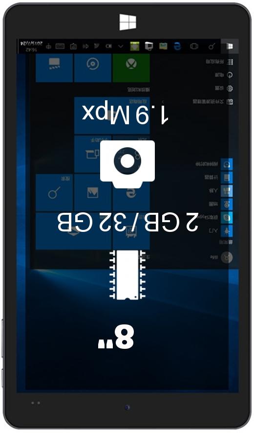 Chuwi Vi8 tablet