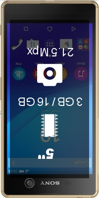 SONY Xperia M5 Single Sim smartphone