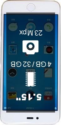 Smartisan M1 smartphone
