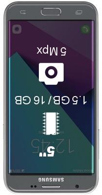 Samsung Galaxy J3 Emerge 1.5GB 16GB smartphone