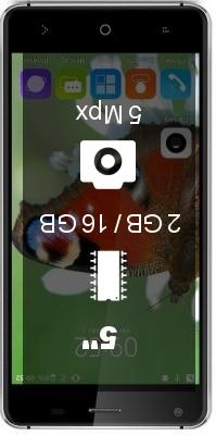 Landvo XM200 Pro smartphone