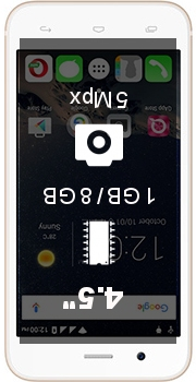 QMobile Noir i2 Pro smartphone