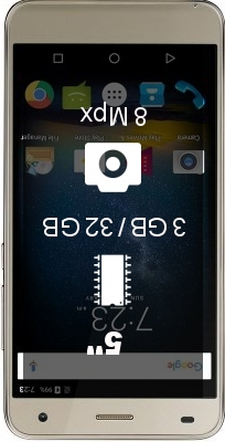UHANS H5000 smartphone