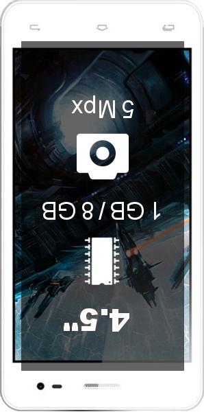 Leagoo Alfa 6 smartphone