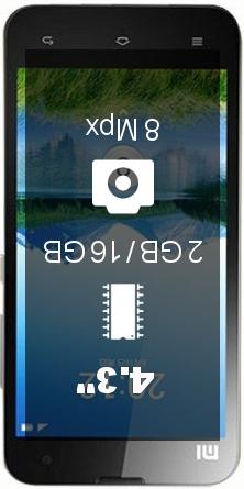 Xiaomi Mi2s 16GB smartphone