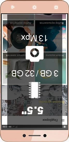 LeRee Le 3 smartphone