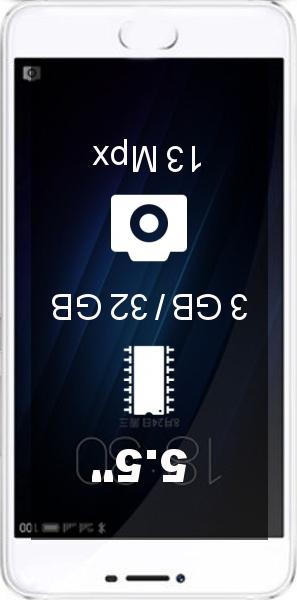 MEIZU U202GB 16GB smartphone