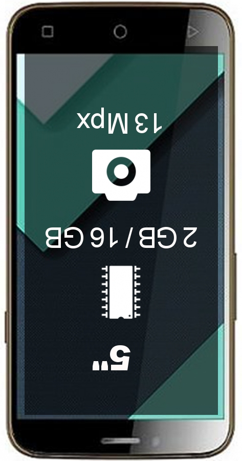 Karbonn Quattro L50 smartphone