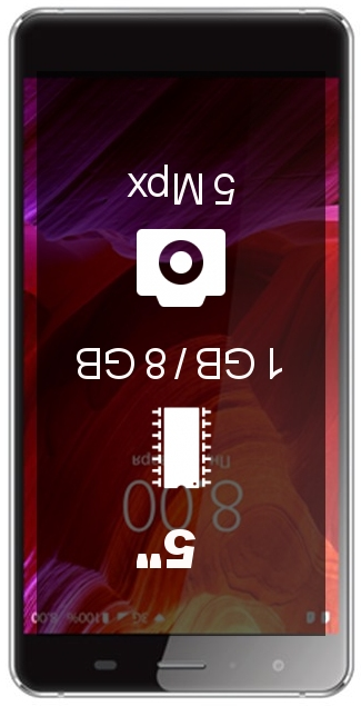 Vertex Impress X smartphone