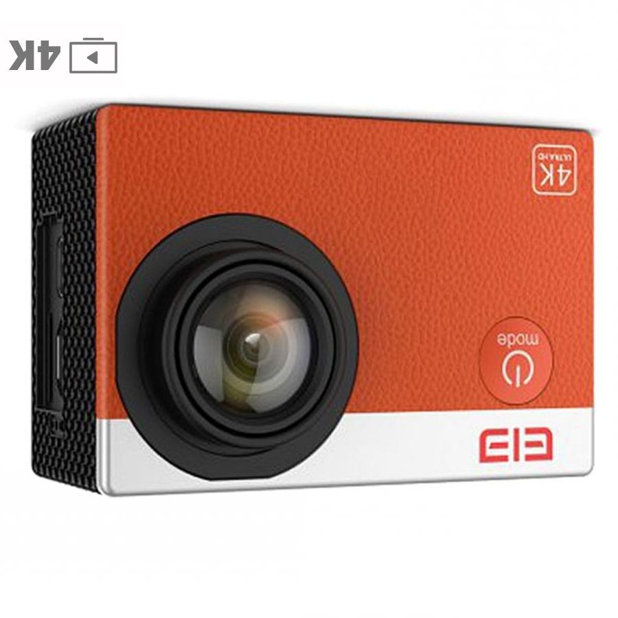 Elephone ELECAM Explorer S action camera