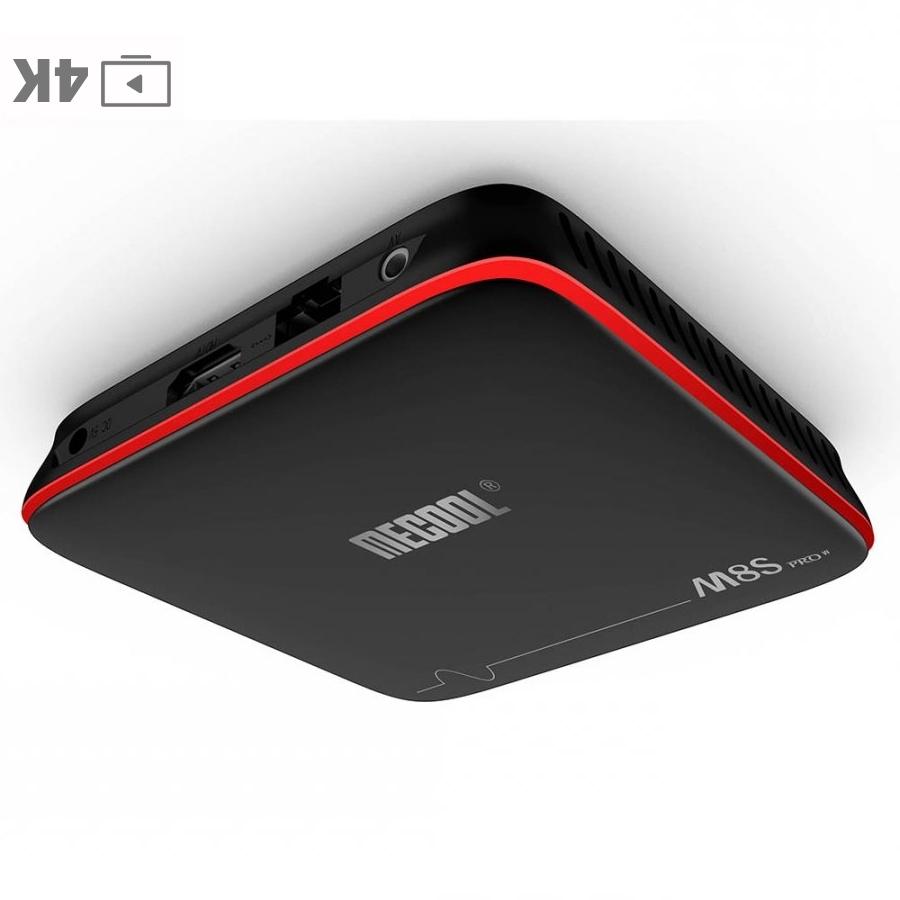MECOOL M8S PRO W 2GB 16GB TV box