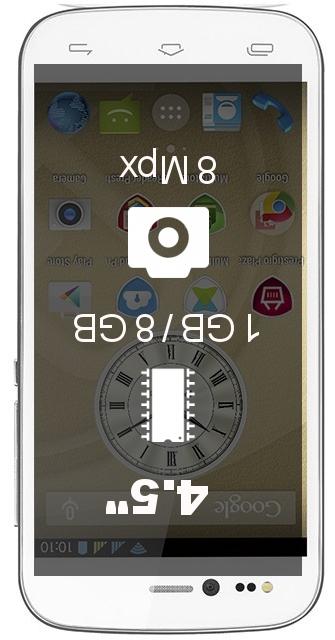 Prestigio Grace X3 smartphone