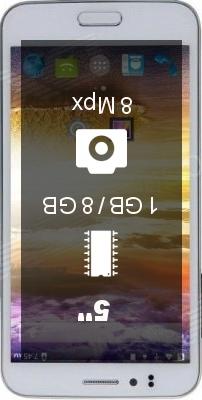 Jiake JK720 smartphone