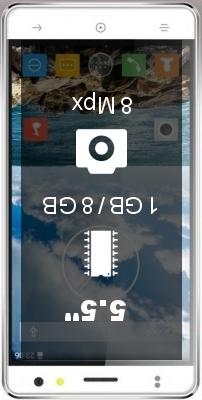 Zopo Color F5 smartphone