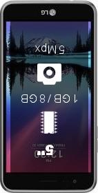 LG K4 (2017) smartphone