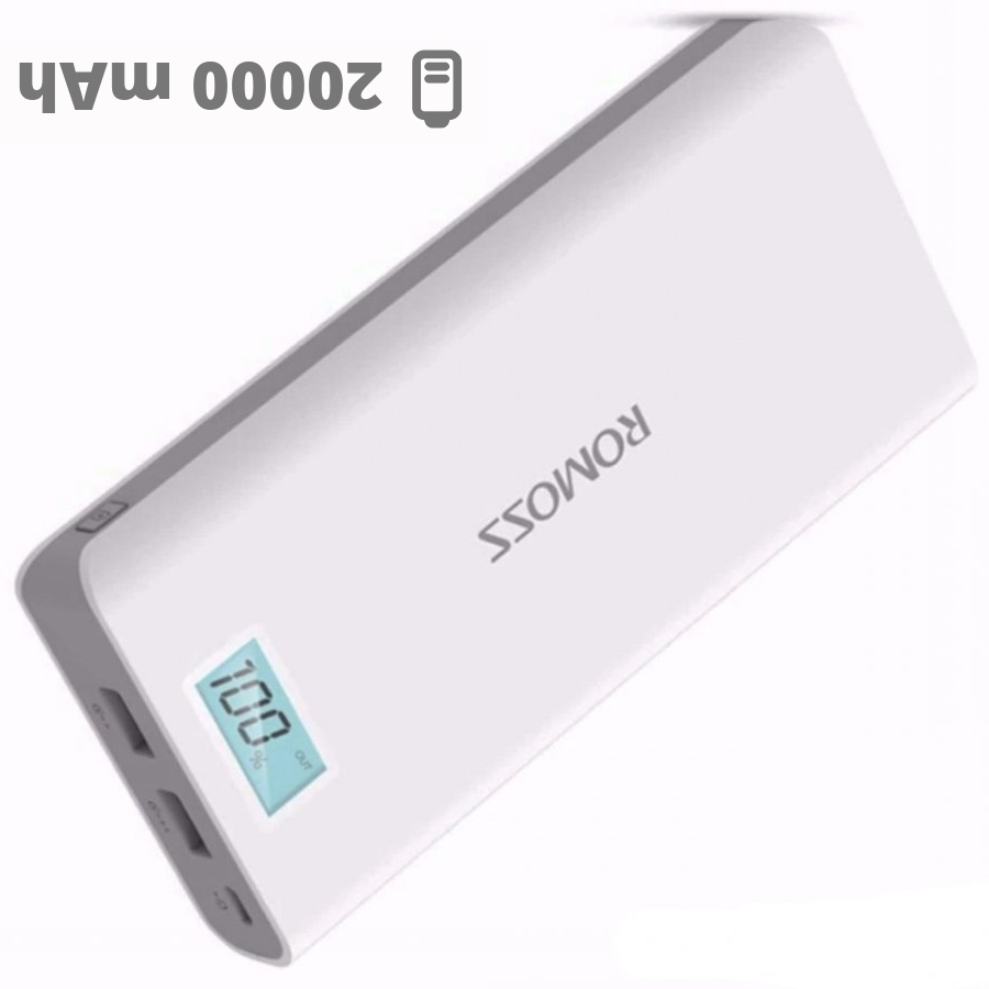 ROMOSS Sense 6P power bank