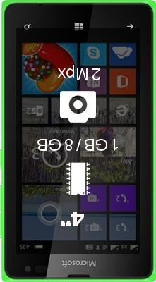 Microsoft Lumia 435 Dual SIM smartphone