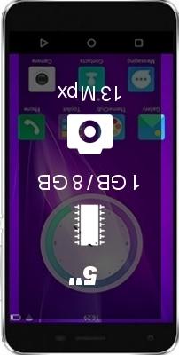 Elephone S1 smartphone