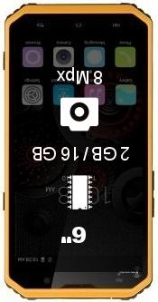 Kenxinda Proofings W9 smartphone
