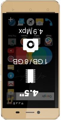 Allview P5 eMagic smartphone