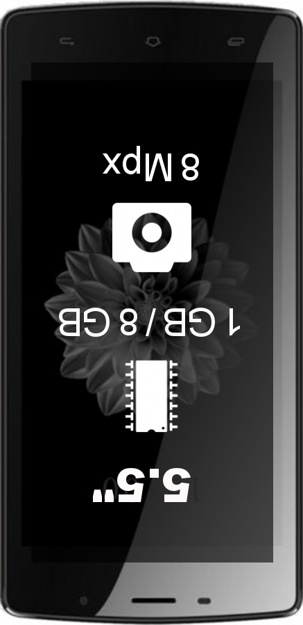 Ken Xin Da X7 smartphone