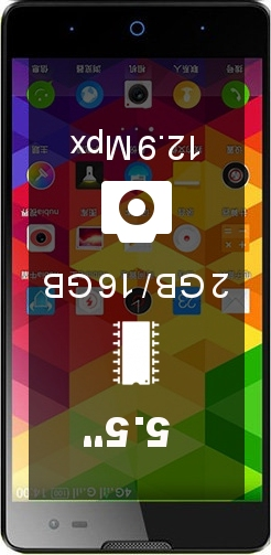 ZTE V5 Max smartphone