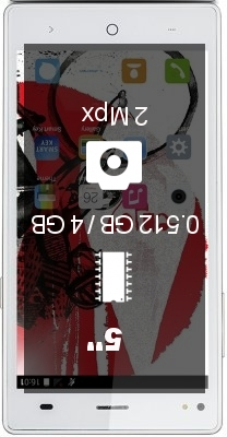Landvo V6 smartphone