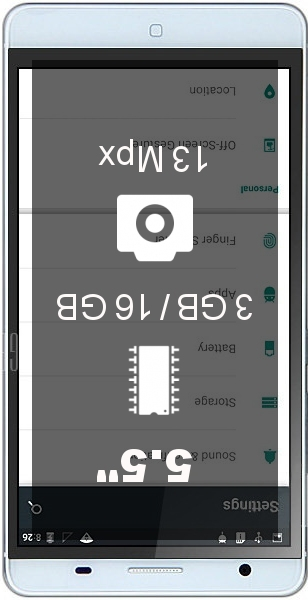 Plunk Hero smartphone