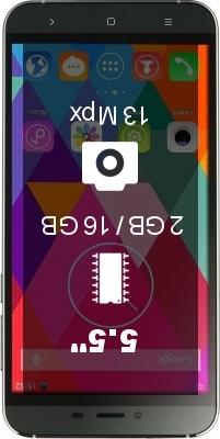 Cubot X10 smartphone