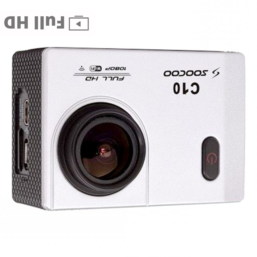 SOOCOO C10 action camera