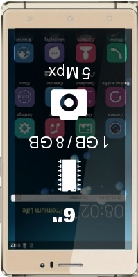 Amigoo H6 smartphone