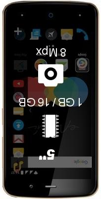 Allview P6 eMagic smartphone