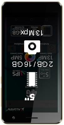 Allview P8 Life smartphone