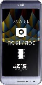 LG X cam K580 smartphone