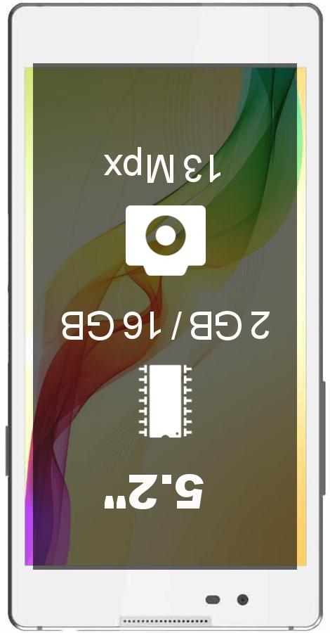Coolpad Dazen X7 smartphone
