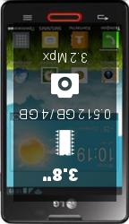 LG Optimus L4 II smartphone