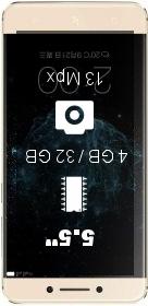 LeEco (LeTV) Le Pro 3 AI X232 smartphone