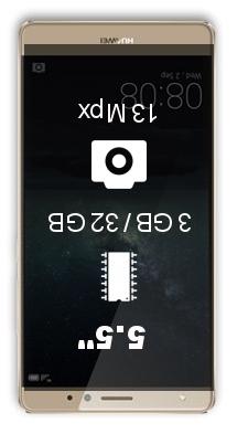Huawei Mate S 32GB UL00 CN smartphone