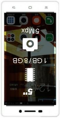 HiSense M30 smartphone