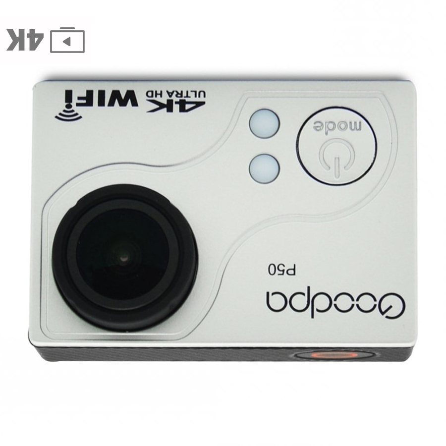 Goodpa P50 action camera